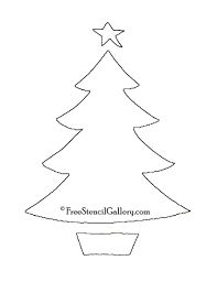 Image result for christmas tree stencil