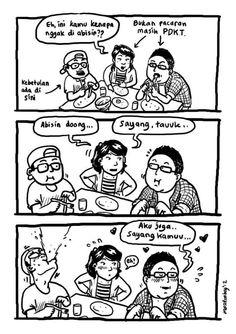 Kumpulan Komik Strip Kehidupan Sehari-hari (Mustahil Gak Ngakak!) | Kaskus - The Largest Indonesian Community