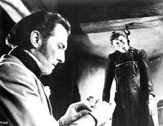 """The Curse of Frankenstein"" (1957)"