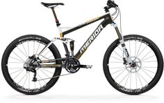 All Mountain Bike - Merida One-Forty Carbon 3000-D (2013)