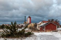 A Lighthouse - Utö island on Archipelago National Park, Finland