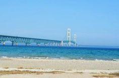 Pure Northern Michigan ... Mackinaw Bridge