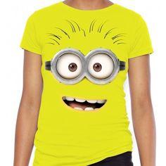 T-shirt Moi Moche et Méchant Femme - Minion Jerry