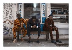 Sapeurs de Peckham | VICE Brasil