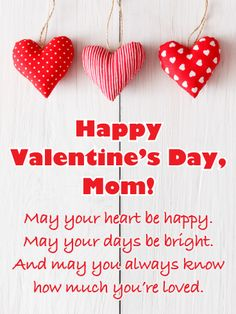14 Top Valentines Day Cards For Mother Images In 2019 Anniversary