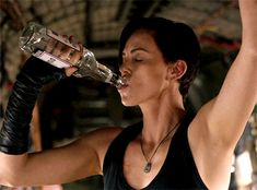 Bebe Rexa, Live Action Movie, Military Girl, Cold Night, Beautiful Actresses, Good Movies, Role Models, Action Movies, Short Hair