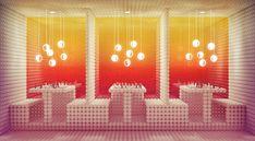Two Parts - Hydrogen Resin Pendant, Pendant Lamp, Lamp Design, Interior Lighting, Branding Design, Led, Interiors, Products, Light Bulb Drawing