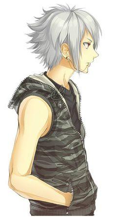 am i the only one that thinks this kinda looks like hikaru (or koeru) hitachiin? with diff hair though...