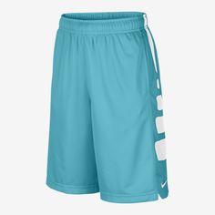 Nike Elite Striped Boys' Basketball Shorts