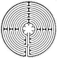 Pavimento (labirinto) cattedrale di Chartes