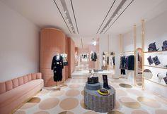 La Maison Valentino apre una boutique RED Valentino a Roma