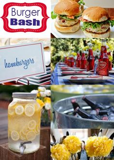 bbq ideas for food...