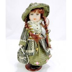 Porcelánová bábika L33 Christmas Ornaments, Holiday Decor, Xmas Ornaments, Christmas Jewelry, Christmas Baubles