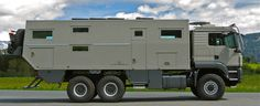 GLOBECRUISER | Luxury offroad motor homes - Actionmobil