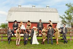 Google Image Result for http://www.bendthelightblog.com/wp-content/uploads/2012/04/9h-red-barn-bridal-party-country-cowboy-boots-hat-groomsmen-bridesmaids-wedding-ceremony-photos-pics-pictures.jpg