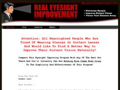 Improve Distant Vision Naturally