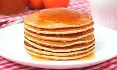 pancake recetas Tortitas Americanas Fciles y Espon - pancake Vegan Breakfast Recipes, Vegan Recipes Easy, Sweet Recipes, Cantaloupe Recipes, Radish Recipes, Pancakes Easy, Keto Pancakes, Frangipane Recipes, Pancake