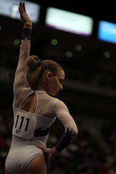 Kristina Sankova of Ukraine-WOGA Classic