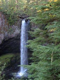 Big Creek Falls Hike