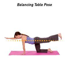 Yoga yoga poses and asana on pinterest for Table yoga pose