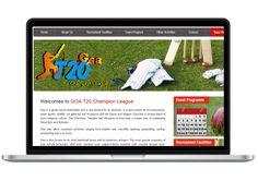 GOA T20 Champion League, Every year NSA organizes the Goa Cricket Champion League as an annual event in Goa.