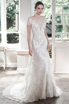 Wedding gown by Maggie Sottero Bride Gowns da778c11ed29