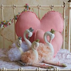 These Nana Huchy swans have been so popular! Paired with our heart cushions they sure look amazing! Find the NanaHuchy range in our store. Link in profile. . 💞Sweet Dreams 💞 . . . . . Styling Aimee Knop . #swans #swantoy #heartcushion #blushpink #girlsroomdecor #girlsbedroomdecor #girlsdecor #girlstoys #girlsgiftideas #nurserydecor #kidsroomdecor #childrensbedroomdecor #childrensdecor #kidsboutique #afterpaystore #sweetlittledreams #stylinginspo #sweet #uniquetoys