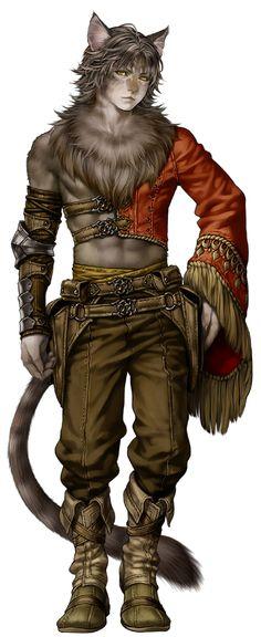 #fantasymen #furry #rogue