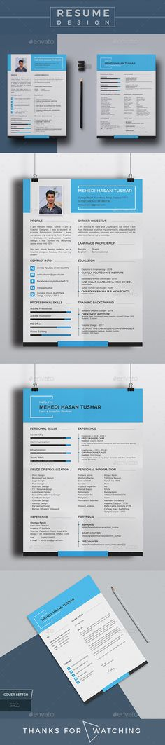 41 best Personal Resume images on Pinterest | Interview, English ...