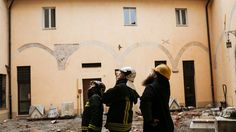 Norcia: Italian Monastery Seeks Salvation in Beer After Devastating Quake - NYTimes.com