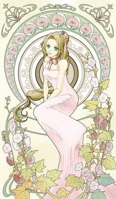 Final Fantasy VII, Square Enix, Aerith Gainsborough
