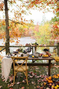 Gardening Autumn - I dream of having this view during a family dinner one night when were finally able to afford our dream home. - With the arrival of rains and falling temperatures autumn is a perfect opportunity to make new plantations