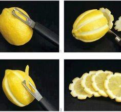 Make lemons beautiful