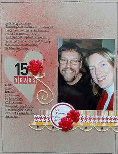 """15 Years"" by Jennifer Larson"