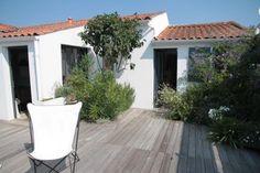 Location ile de Ré : Maison de charme proche plage et centre avec jardin