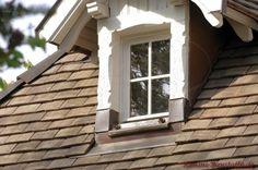 #Tonschindel Prieure in der #Farbe Cendre Windows, Ash, France, Handmade, Color, Window, Ramen