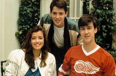 Ferris Bueller's Day Off, i used to watch this all the time in highschool, loved it even more that it takes place in the burbs near where i live in the city of chicago