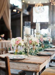 Decor Wedding Inspiration - Style Me Pretty