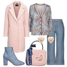 13e5f4f03498 Trend pastelli  outfit donna Bon Ton per tutti i giorni