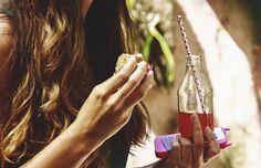 Chá de hibisco com maracujá: receita fácil e diferente de drink gelado sem álcool, e funcional! - Casa e Cozinha