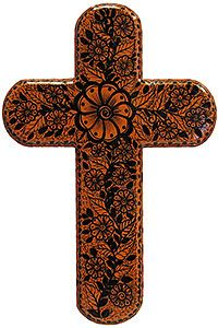 NEW! One of Mexico's oldest religious traditions, these charming wooden crosses have long been considered a cornerstone of Mexican folk art.