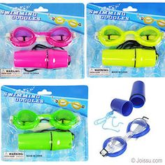 571f47458ac TINTED PARANORAMIC SWIMMING GOGGLES W  MONEY HOLDER. The panoramic design  allows for increased peripheral