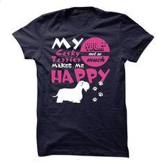 Cesky Terrier - tshirt design #tumblr hoodie #hoodie freebook