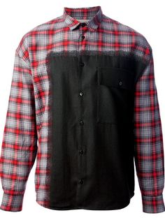 SHAUN SAMSON - check shirt DSM LONDON