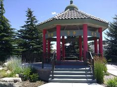 Chinese Joss House Museum - Evanston, Wyoming - This museum marks what was Evanston's Chinatown over 100 years ago.