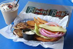Eat Your Way Seafood--Bimini Bob's- Orange Beach