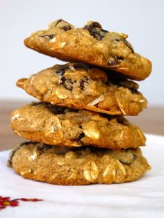 Really Good But Even Better Low-Fat Oatmeal Raisin Cookies