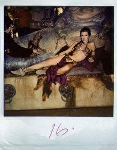 Behind the scenes...EPISODE VI - RETURN OF THE JEDI (1983).