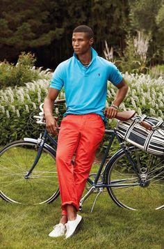 Style tropical avec les looks Polo Ralph Lauren Resort
