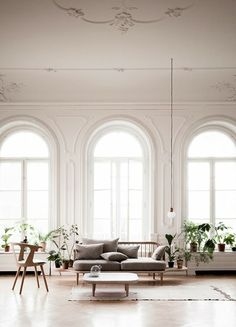 Inspiration in White: Moulding - lookslikewhite Blog - lookslikewhite